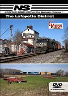 Norfolk Southern on the Wabash Volume 1 - The Lafayette District DVD