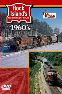 Rock Islands Mid-Continent Route 1960s DVD
