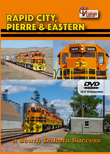 Rapid City Pierre & Eastern - A South Dakota Success DVD C Vision Productions RCPE-DVD