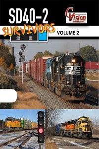 SD40-2 Survivors DVD Volume 2