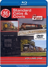 Standard Cabs & Cowls Volume 1 BLU-RAY