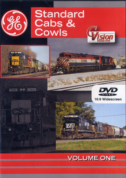 Standard Cabs & Cowls Volume 1 DVD C Vision Productions GE1