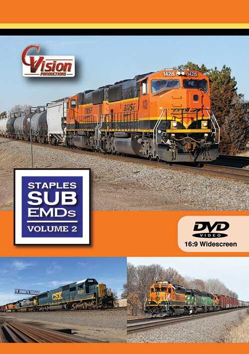 Staples Sub EMDs Volume 2 DVD C Vision Productions SEMD2D
