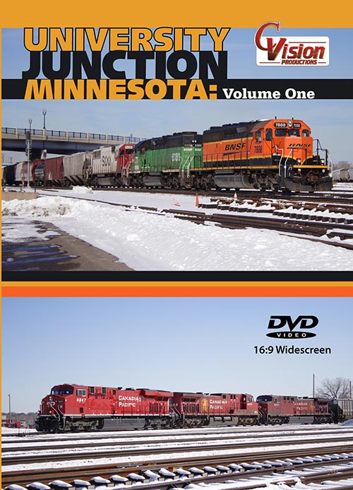 University Junction Minnesota Vol 1 DVD C Vision Productions UNV1