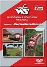 Wisconsin & Southern Railroad Volume 2 The Southern Division DVD