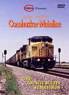 Union Pacifics Cornhusker Mainline C Vision Productions CHMDVD