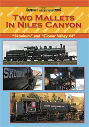 Two Mallets in Niles Canyon DVD