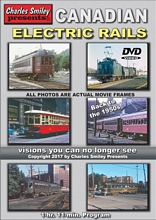 Canadian Electric Rails DVD