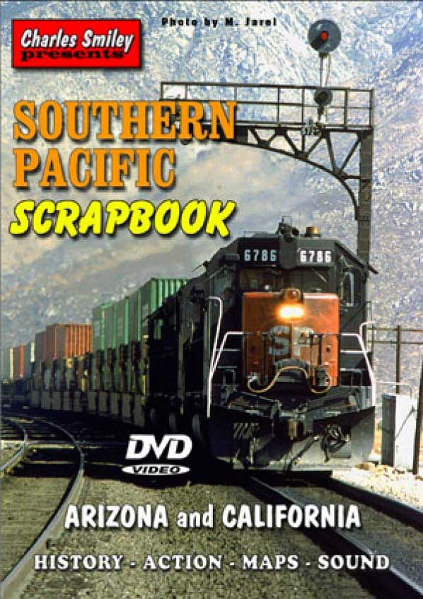 SP Scrapbook D-110 Charles Smiley Presents Train Video Charles Smiley Presents D-110