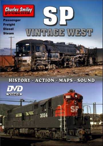 SP Vintage West D-125 Charles Smiley Presents Train Video Charles Smiley Presents D-125