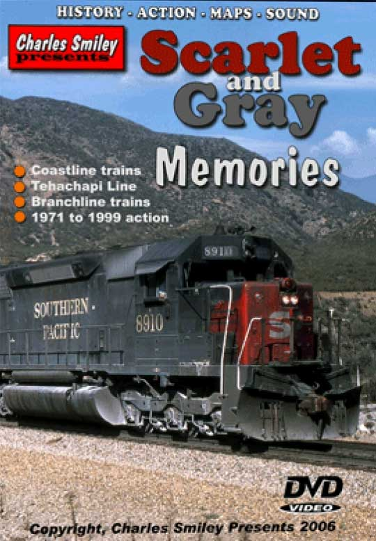 Scarlet and Gray Memories D-128 Charles Smiley Presents Train Video Charles Smiley Presents D-128