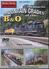 Mountain Grades of the B&O: A CSX Heritage Story DVD