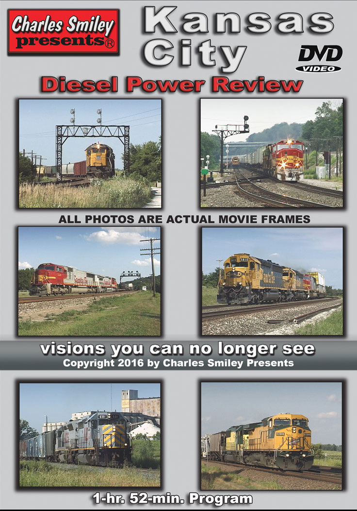 Kansas City Power Review DVD Charles Smiley Presents D-146