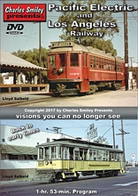 Pacific Electric & Los Angeles Railway DVD