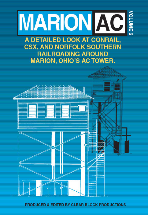 Marion AC Tower Volume 2 DVD Clear Block Productions AC-2