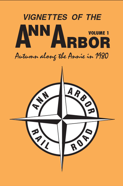 Vignettes of the Ann Arbor Volume 1 DVD Train Video Clear Block Productions VAA-1