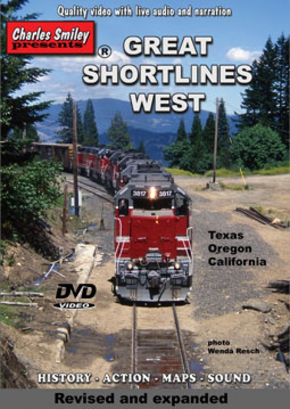 Great Shortlines West Charles Smiley Presents D-112