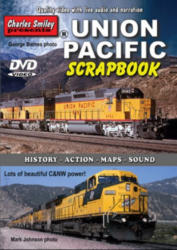 Union Pacific Scrapbook Train Video Charles Smiley Presents D-130