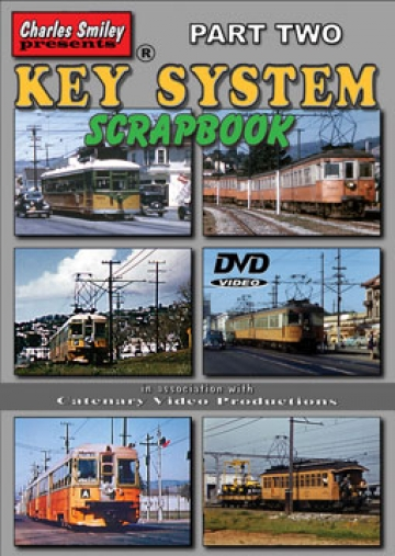 Key System Scrapbook Part Two Train Video Charles Smiley Presents D-132