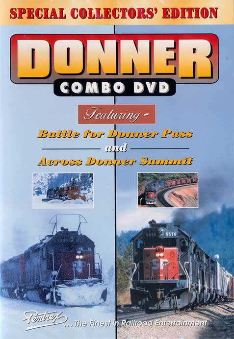 Donner Combo DVD Train Video Pentrex DONR-DVD 748268004155