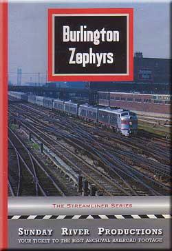 Burlington Zephyrs Sunday River Productions DVD-BZ
