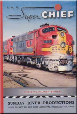 Super Chief The Whole Story Sunday River Productions Sunday River Productions DVD-SC