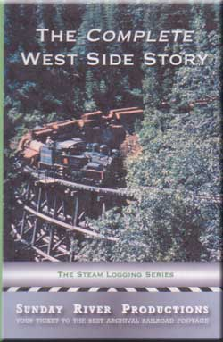 Complete West Side Story by Sunday River Productions Sunday River Productions DVD-WSS