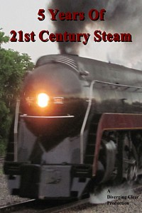 5 Years of 21st Century Steam DVD