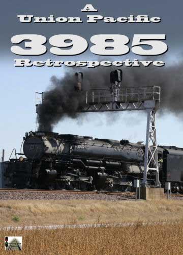 A Union Pacific 3985 Retrospective Diverging Clear Productions DC-UP3R
