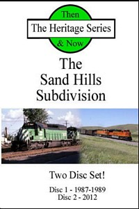 Sand Hills Sub Then and Now 2 Disc DVD Heritage Series