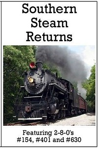 Southern Steam Returns DVD