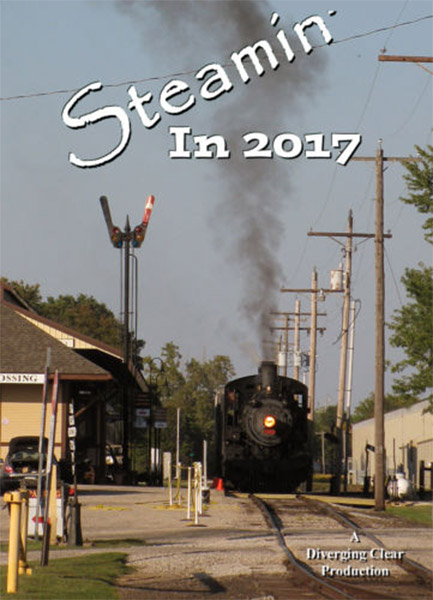 Steamin in 2017 DVD Diverging Clear Productions DC-ST2017