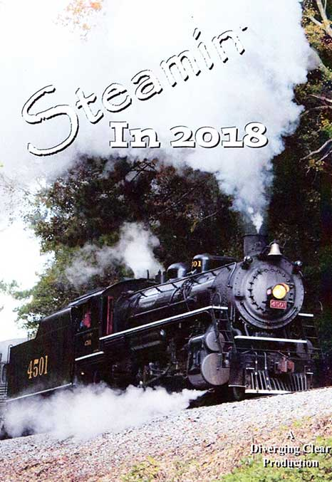 Steamin in 2018 DVD Diverging Clear Productions DC-S2018