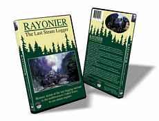 Rayonier - The Last Steam Logger - Greg Scholl Video Productions Greg Scholl Video Productions GSVP-12 604435010490