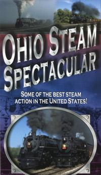 Ohio Steam Spectacular - Greg Scholl Video Productions Greg Scholl Video Productions GSVP-123 604435012395