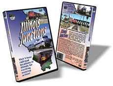 Illinois Junctions Vol1 - Greg Scholl Video Productions Greg Scholl Video Productions GSVP-128 604435012890