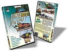 Illinois Junctions Vol2 - Greg Scholl Video Productions Greg Scholl Video Productions GSVP-129 604435012999
