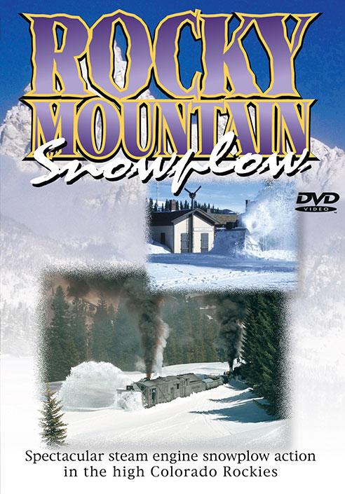 Rocky Mountain Snowplow - Greg Scholl Video Productions Greg Scholl Video Productions GSVP-13 604435012296