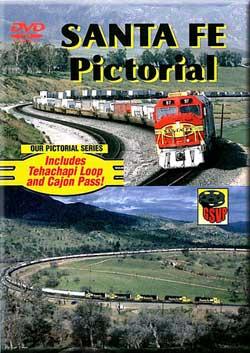 Santa Fe Pictorial on DVD by Greg Scholl Greg Scholl Video Productions GSVP-136 604435013699