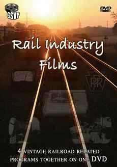 Rail Industry Films - Greg Scholl Video Productions Train Video Greg Scholl Video Productions GSVP-21 604435013194