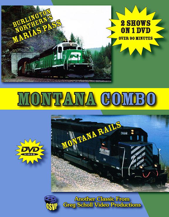 Montana Combo - Greg Scholl Video Productions Greg Scholl Video Productions GSVP-31