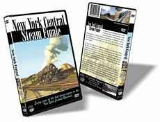New York Central Steam Finale - Greg Scholl Video Productions Greg Scholl Video Productions GSVP-4