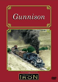 Gunnison on DVD by Machines of Iron Machines of Iron GUNND