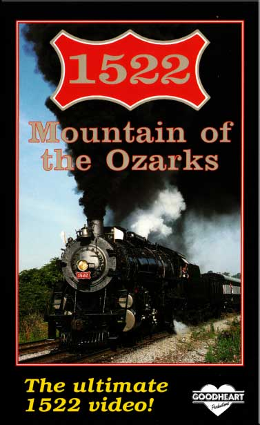 1522 Mountain of the Ozarks DVD Goodheart Productions 1522-OZARKS-DVD