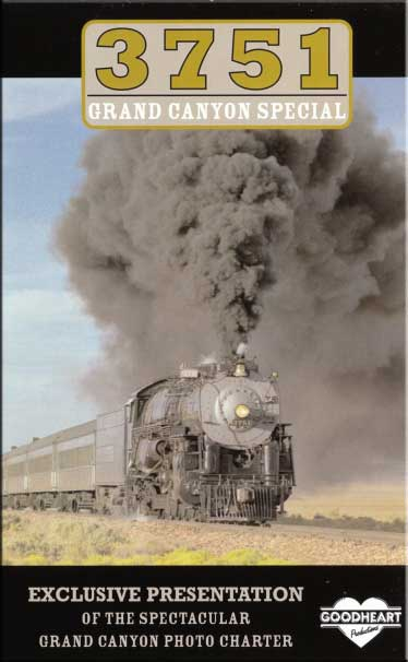 3751 Grand Canyon Special DVD Goodheart Productions 3751-GCS-DVD
