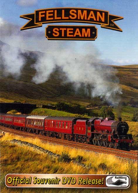 Fellsman Steam DVD Train Video Goodheart Productions FELLSMAN