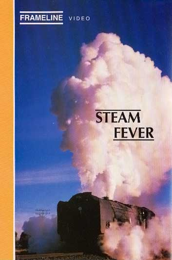 South African Steam Fever DVD Train Video Goodheart Productions FEVER-DVD