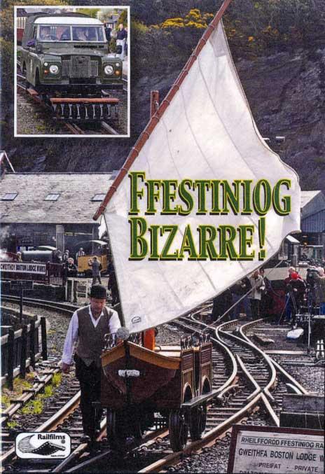 Ffestiniog Railway Bizarre DVD Goodheart Productions FFESTINIOG