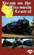 Steam on the Wisconsin Central DVD