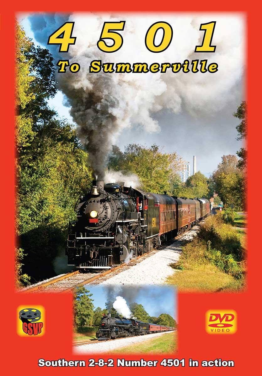 4501 To Summerville DVD Greg Scholl Video Productions 45012SD